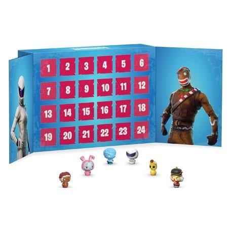 Figur Funko Pint Size Fortnite Advent Calendar (24 pcs) Funko Online Shop Switzerland