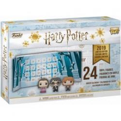 Figurine Pop! Pocket Harry Potter Calendrier de l'Avent (24 pcs) V2 Funko Boutique en Ligne Suisse