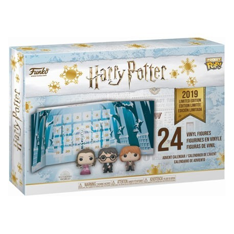 Figur Pop! Pocket Harry Potter Advent Calendar (24 pcs) V2 Funko Online Shop Switzerland