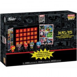 Pop! Pocket Marvel Advent Calendar (24 pcs)