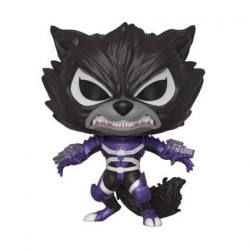 Figurine Pop! Marvel Venom Venomized Rocket Raccoon Funko Boutique en Ligne Suisse