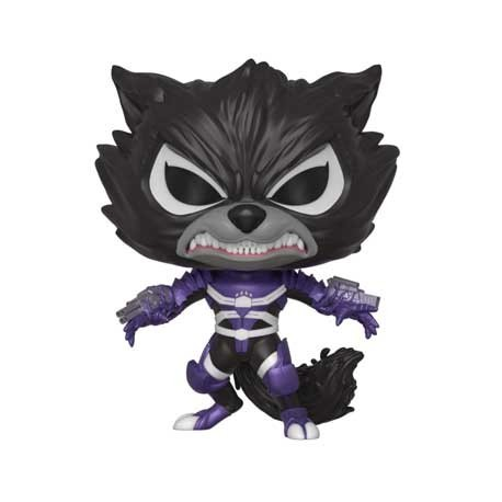 Figur Pop! Marvel Venom Venomized Rocket Raccoon Funko Online Shop Switzerland