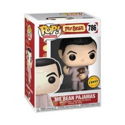 Figur Pop! TV Mr Bean in Pajamas Chase Limited Edition Funko Online Shop Switzerland