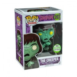 Pop! Emerald Comicon 2017 Scooby Doo The Creeper Limited Edition