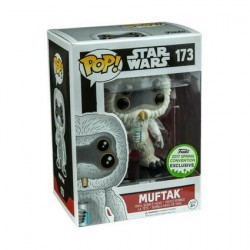 Pop! Emerald Comicon 2017 Star Wars Muftak Limited Edition