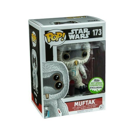 Figur Pop! Emerald Comicon 2017 Star Wars Muftak Limited Edition Funko Online Shop Switzerland