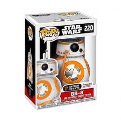Figur Pop! Star Wars BB-8 San Francisco Giants Baseball Limited Edition Funko Online Shop Switzerland
