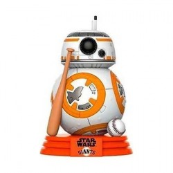 Figur Pop! Star Wars BB-8 San Francisco Giants Baseball Limited Edition Funko Online Shop Switzerland