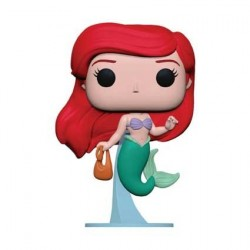 Figuren Pop! Disney Arielle, die Meerjungfrau Ariel mit Bag Funko Online Shop Schweiz