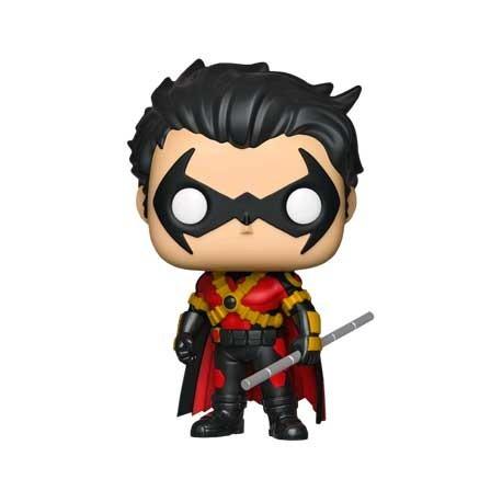 Figur Pop! DC Comics Red Wing Robin (Rare) Funko Online Shop Switzerland