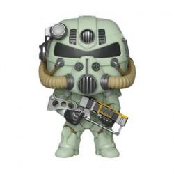 Figurine Pop! Fallout 76 T-51 Power Armor Green (Rare) Funko Boutique en Ligne Suisse