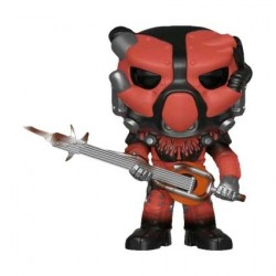 Figur Pop! Fallout 76 X-01 Power Armor Red (Rare) Funko Online Shop Switzerland