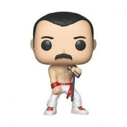 Pop! Queen Freddie Mercury Diamond Glitter Limited Edition