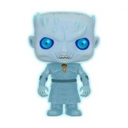 Figurine Pop! Phosphorescent Game Of Thrones Night King Edition Limitée Funko Boutique en Ligne Suisse