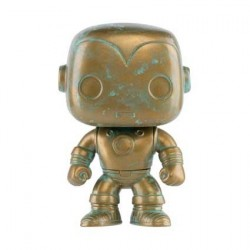 Figur Pop! Marvel 80th Anniversary Iron Man Patina Limited Edition Funko Online Shop Switzerland