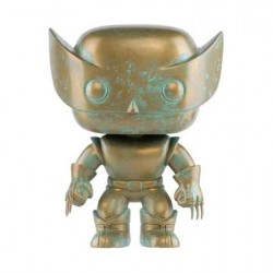 Figur Pop! Marvel 80th Anniversary X-Men Wolverine Patina Limited Edition Funko Online Shop Switzerland