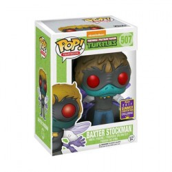 Figurine Pop! SDCC 2017 Teenage Mutant Ninja Turtles Baxter Stockman Edition Limitée Funko Boutique en Ligne Suisse