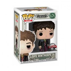 Figur Pop! Trading Places Louis Beat Up Limited Edition Funko Online Shop Switzerland