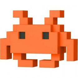 Pop! Space Invaders Medium Invader Orange 8-Bit Limited Edition