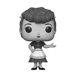 Pop! I Love Lucy Black & White Limited Edition