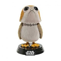 Figurine Pop! Star Wars Porg Flocked Limited Edition Funko Boutique en Ligne Suisse