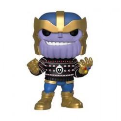 Figurine Pop! Marvel Holiday Thanos Funko Boutique en Ligne Suisse