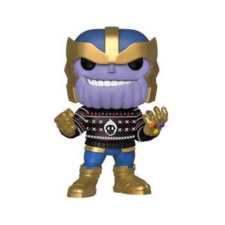 Figur Pop! Marvel Holiday Thanos Funko Online Shop Switzerland