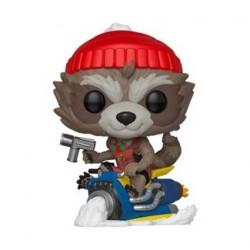 Figurine Pop! Marvel Holiday Rocket Funko Boutique en Ligne Suisse