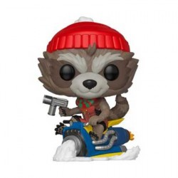 Figur Pop! Marvel Holiday Rocket Funko Online Shop Switzerland