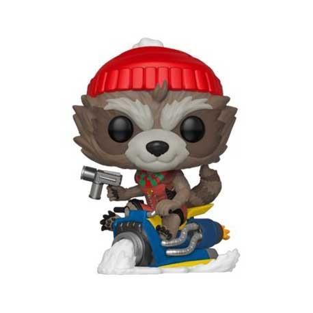 Figur Pop! Marvel Holiday Rocket Funko Online Shop Switzerland