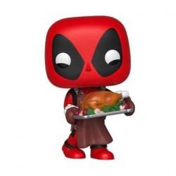 Figurine Pop! Marvel Holiday Deadpool Funko Boutique en Ligne Suisse
