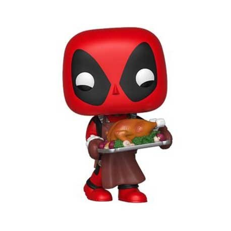 Figur Pop! Marvel Holiday Deadpool Funko Online Shop Switzerland