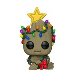 Figurine Pop! Marvel Holiday Groot Funko Boutique en Ligne Suisse