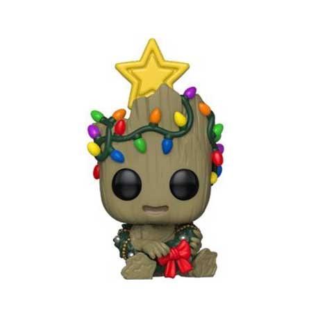 Figur Pop! Marvel Holiday Groot Funko Online Shop Switzerland