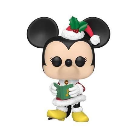 Figur Pop! Disney Holiday Minnie Funko Online Shop Switzerland