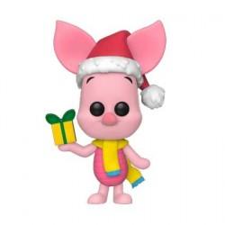 Figurine Pop! Disney Holiday Piglet Funko Boutique en Ligne Suisse