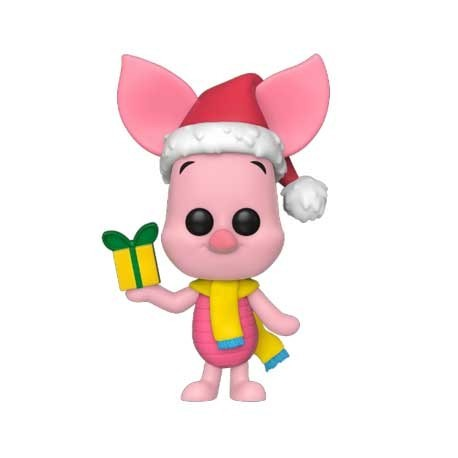 Figur Pop! Disney Holiday Piglet Funko Online Shop Switzerland