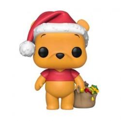 Figurine Pop! Disney Holiday Winnie the Pooh Funko Boutique en Ligne Suisse