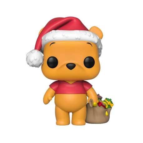 Figur Pop! Disney Holiday Winnie the Pooh Funko Online Shop Switzerland