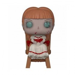 Figurine Pop! Movies Annabelle in Chair Funko Boutique en Ligne Suisse