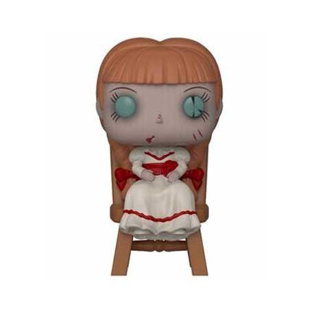 Figur Pop! Movies Annabelle in Chair Funko Online Shop Switzerland