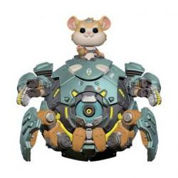 Figurine Pop! 15 cm Games Overwatch Wrecking Ball Funko Boutique en Ligne Suisse