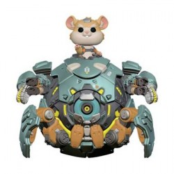 Figur Pop! 15 cm Games Overwatch Wrecking Ball Funko Online Shop Switzerland
