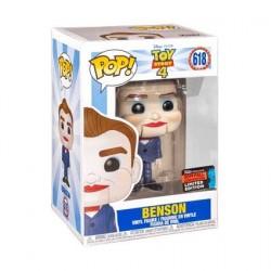 Figurine Pop! NYCC 2019 Toy Story 4 Benson Limited Edition Funko Boutique en Ligne Suisse