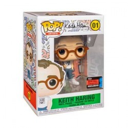 Figur Pop! NYCC 2019 Pop Icons Keith Haring Limited Edition Funko Online Shop Switzerland