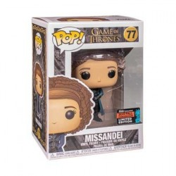 Figurine Pop! NYCC 2019 Game of Thrones Missandei Edition Limitée Funko Boutique en Ligne Suisse