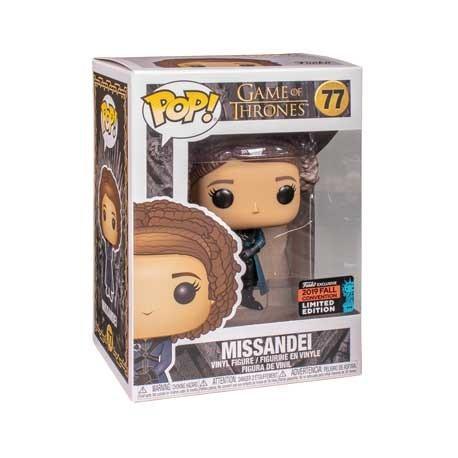 Figur Pop! NYCC 2019 Game of Thrones Missandei Limited Edition Funko Online Shop Switzerland