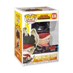 Figurine Pop! NYCC 2019 My Hero Academia Hero Killer Stain Limited Edition Funko Boutique en Ligne Suisse