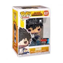 Figurine Pop! NYCC 2019 My Hero Academia Dabi Limited Edition Funko Boutique en Ligne Suisse
