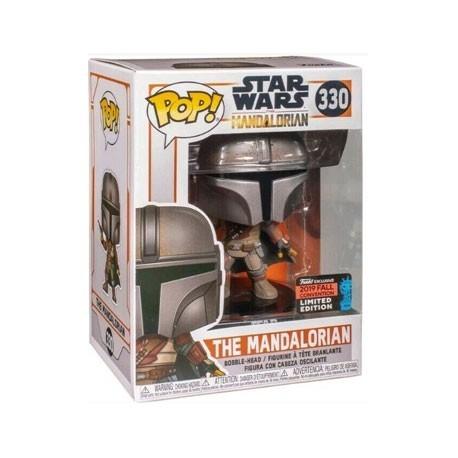 Figur Pop! NYCC 2019 Star Wars The Mandalorian Limited Edition Funko Online Shop Switzerland